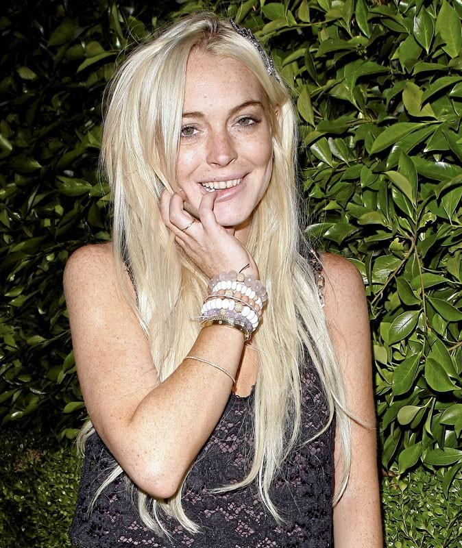Photos : sauvons Lindsay Lohan !