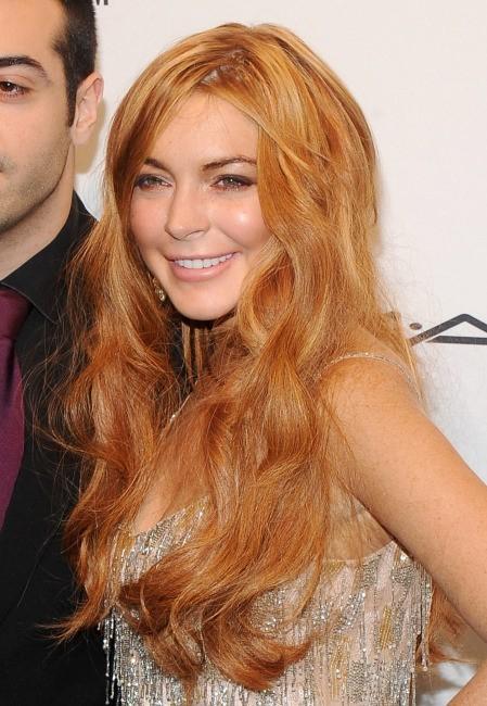Lindsay Lohan le 6 février 2013 à New York