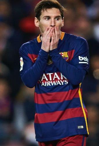 Lionel Messi bloque Miss Bumbum d'Instagram !