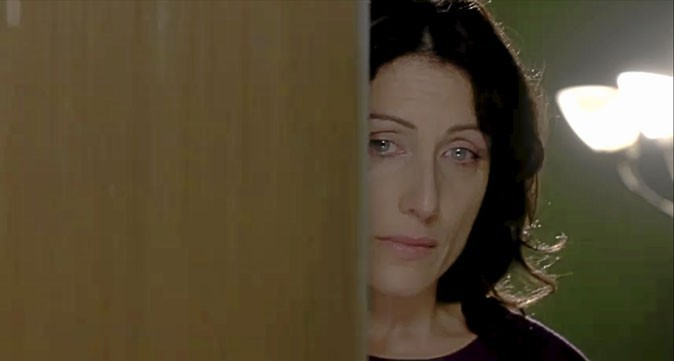 Vidéo : Lisa Edelstein pleure...