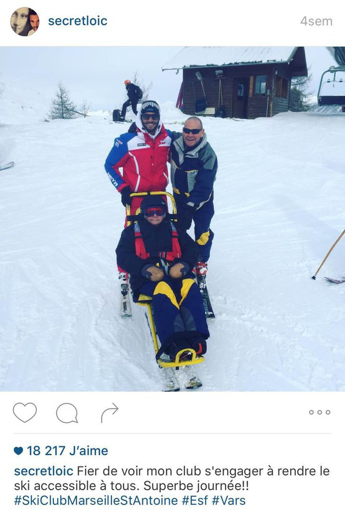 les ski pour tous à Vars