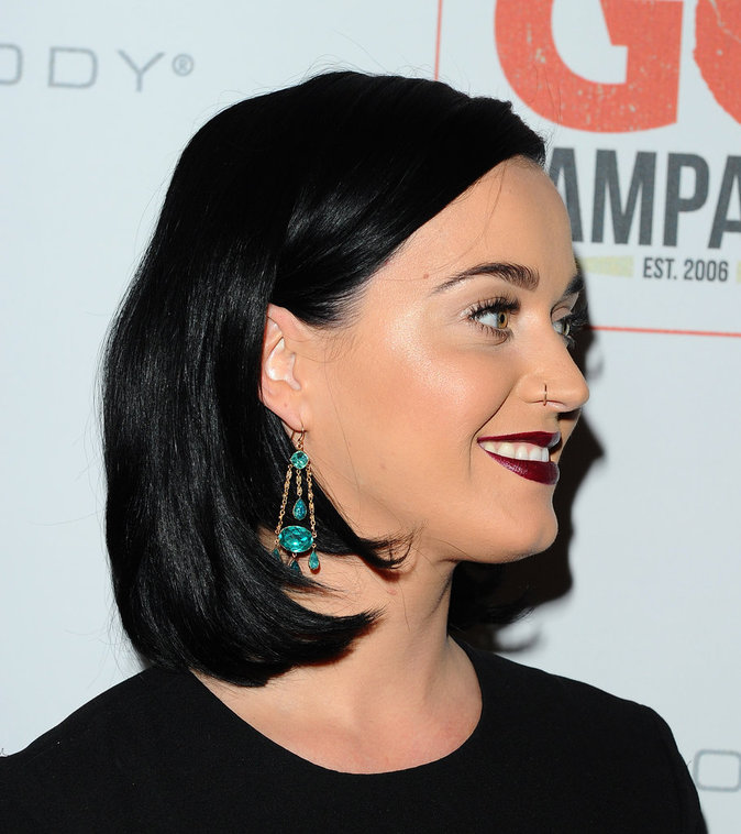 photos look tr s dark pour katy perry. Black Bedroom Furniture Sets. Home Design Ideas