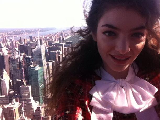 """Lorde, future reine de la pop grâce à """"Royals"""" ?"""