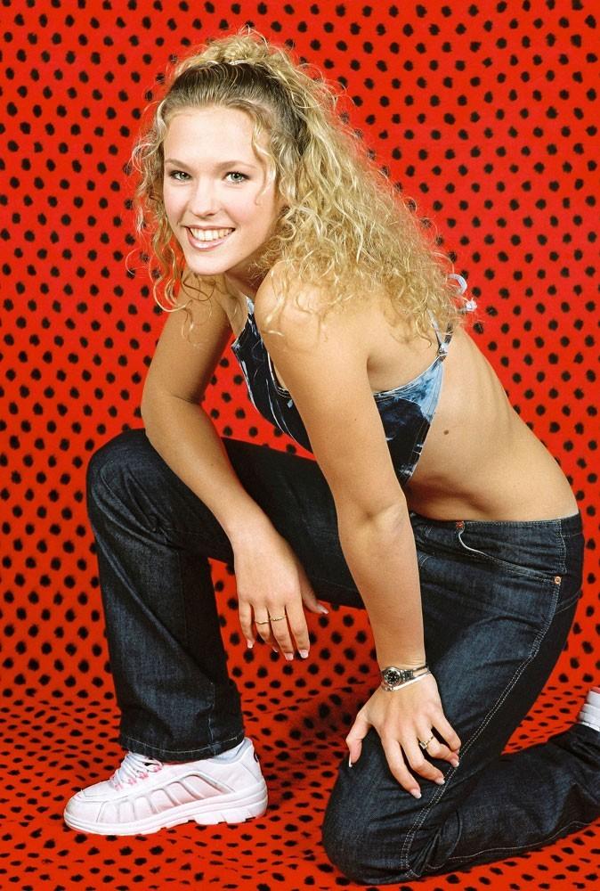 Photos : Lorie en 2001