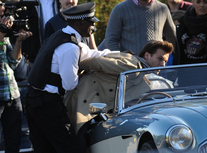 Louis Tomlinson : arrestation musclée en plein Londres pour le beau gosse de One Direction !