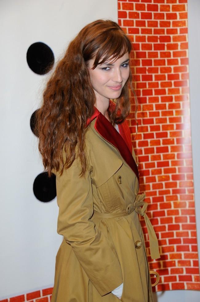 Louise Bourgoin le 17 octobre 2012 à Paris