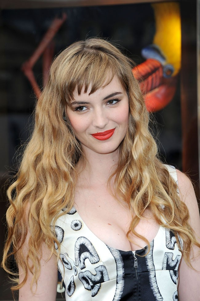 Louise Bourgoin le 3 juillet 2012 à Paris