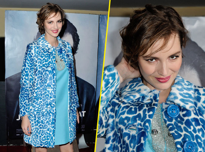 Louise Bourgoin rayonne sur le red carpet