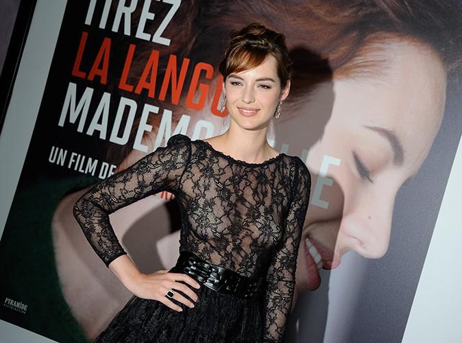 Louise Bourgoin à Paris le 2 septembre 2013