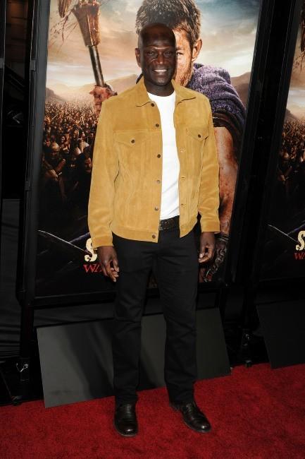 Peter Mensah le 22 janvier 2013 à Los Angeles