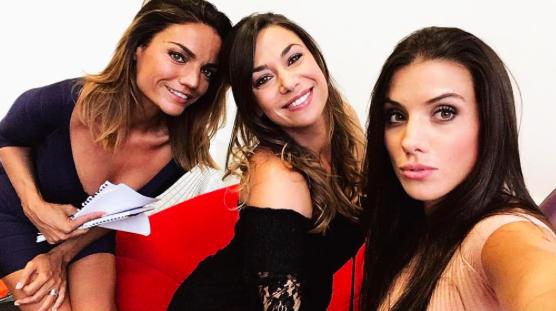 Francesca Antoniotti, Clio Pajczer et Ludivine Sagna
