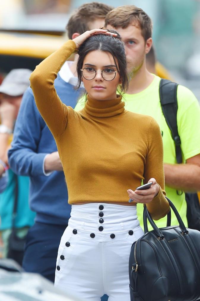 Kendall Jenner le 10 septembre 2015