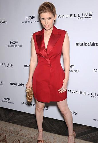 Kate Mara à Los Angeles le 8 avril 2014
