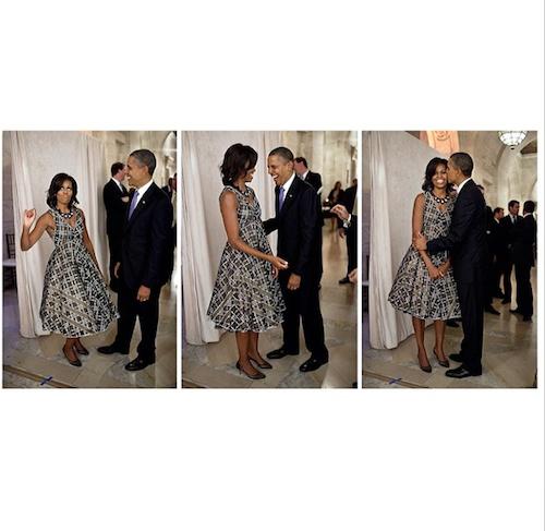 "Michelle Obama : ""Hey Barack, je serai toujours ta Valentine!"""