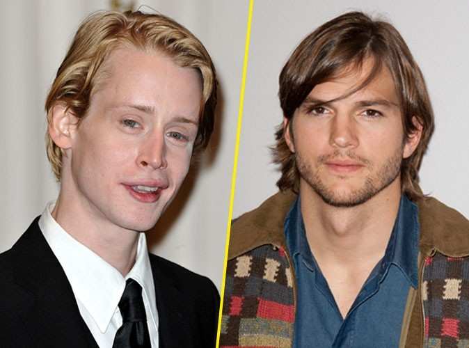 Macaulay Culkin vs Ashton Kutcher