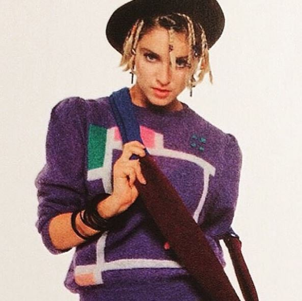 Madonna fête ses 57 ans aujourd'hui !