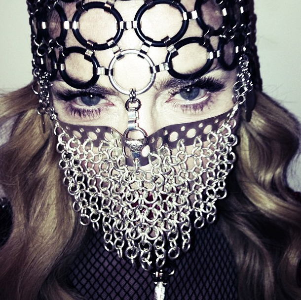 Madonna n'est pas une gentille petite fille !
