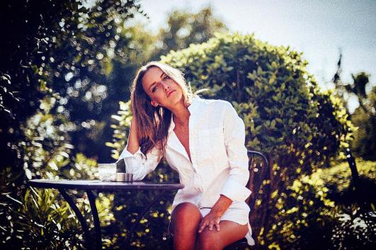 Carla Ginola sur Instagram