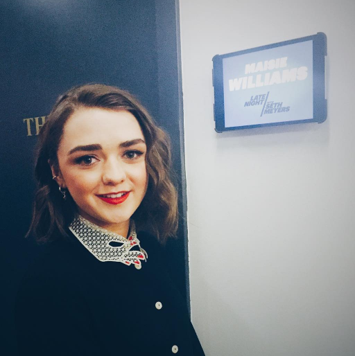 "Photos : Maisie Williams (""Game of Thrones"") est furieuse ! Découvrez pourquoi !"