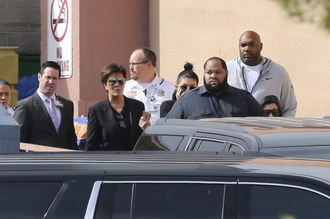 Le clan Kardashian le 15 octobre 2015