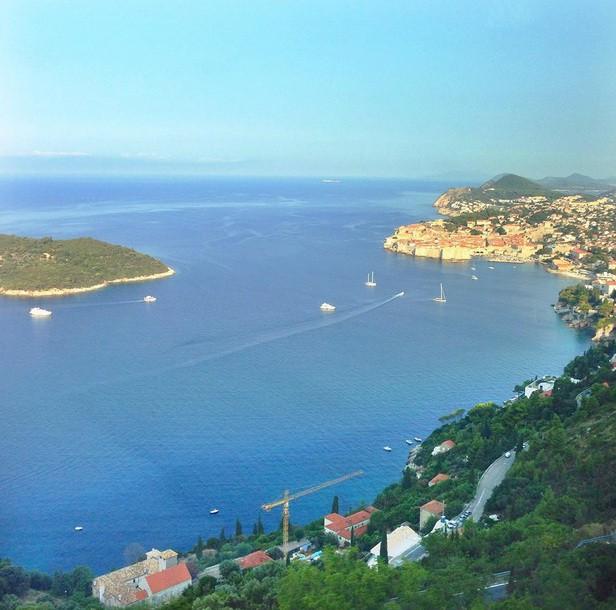 Dubrovnik le jour