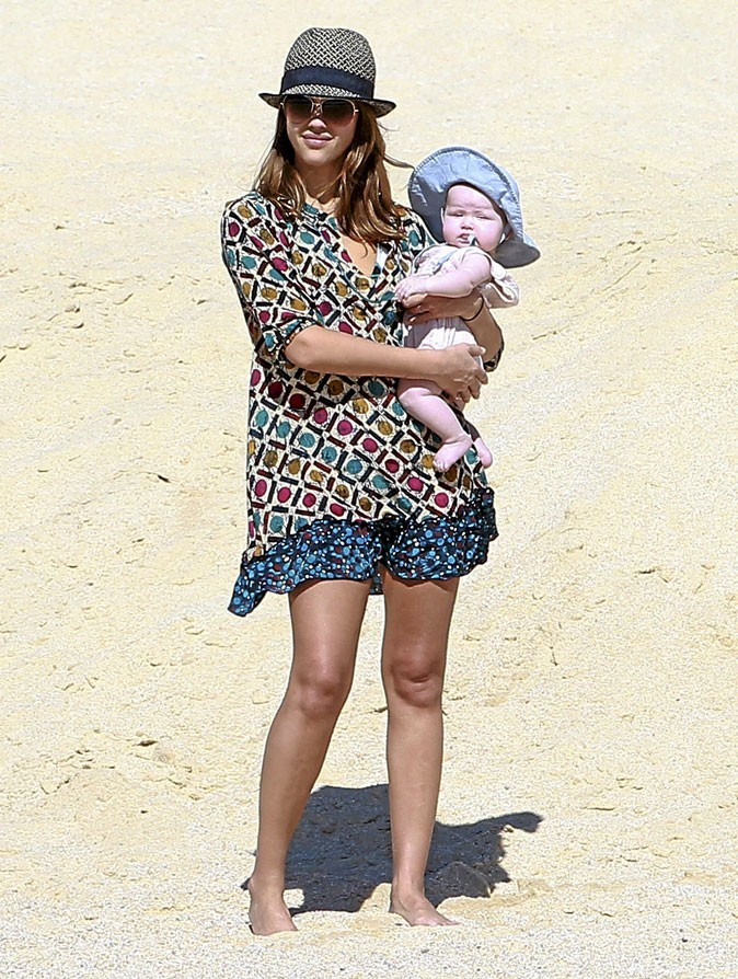 Jessica Alba & Haven