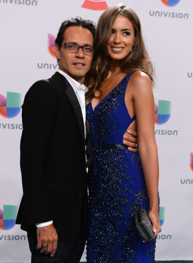 Marc Anthony et Shannon De Lima le 20 novembre 2014