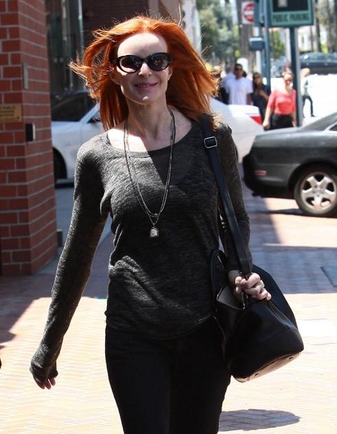 Marcia Cross à Beverly Hills le 14 mai 2012