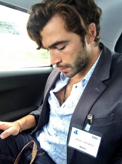 """Photos : Marco : le """"Bachelor"""" devient flic !"""