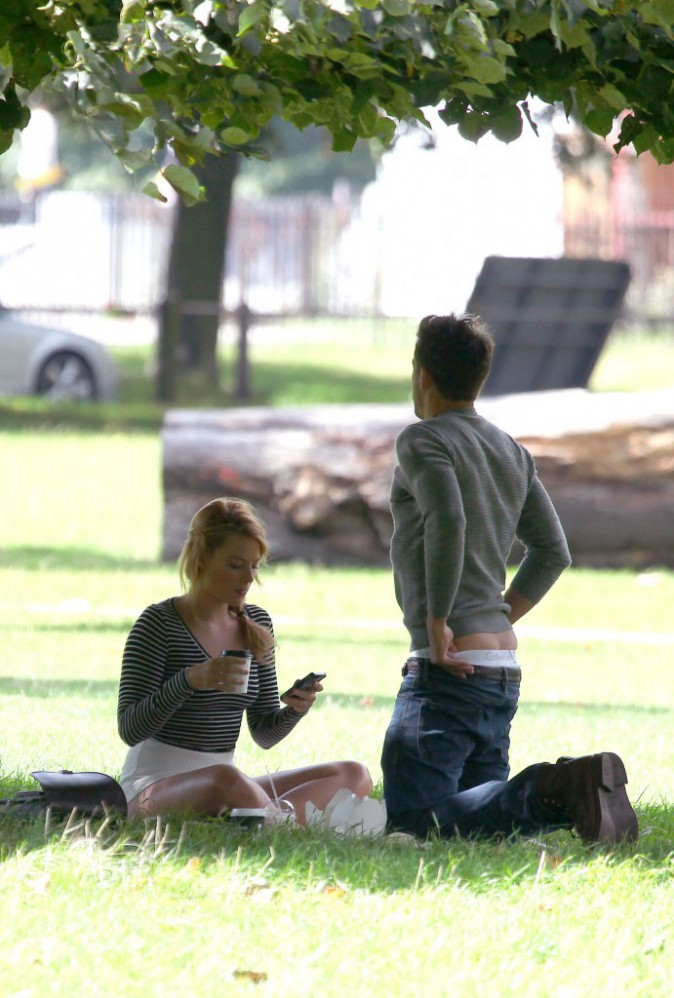 Photos : Margot Robbie : la bombe hollywoodienne s'affiche radieuse et heureuse avec son nouveau boyfriend !