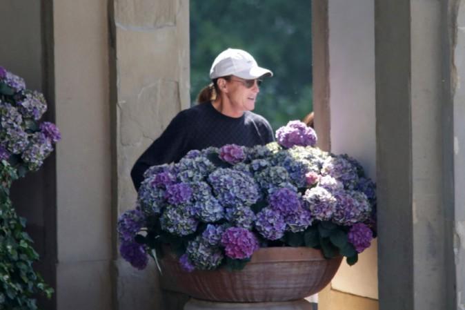 Bruce Jenner à Florence le 25 mai 2014