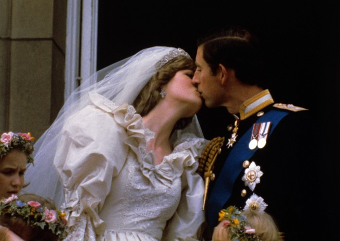 Mariage de Lady Diana et du prince Charles, le 29 juillet 1981 à Londres