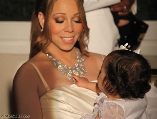 Une maman super glam'