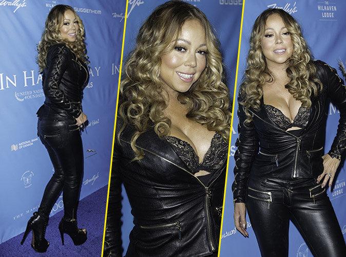 Photos : Mariah Carey : Encore une fois, elle nous montre ses seins !
