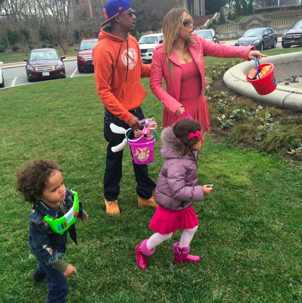 Mariah Carey et Nick Cannon : unis pour passer Pâques en famille !
