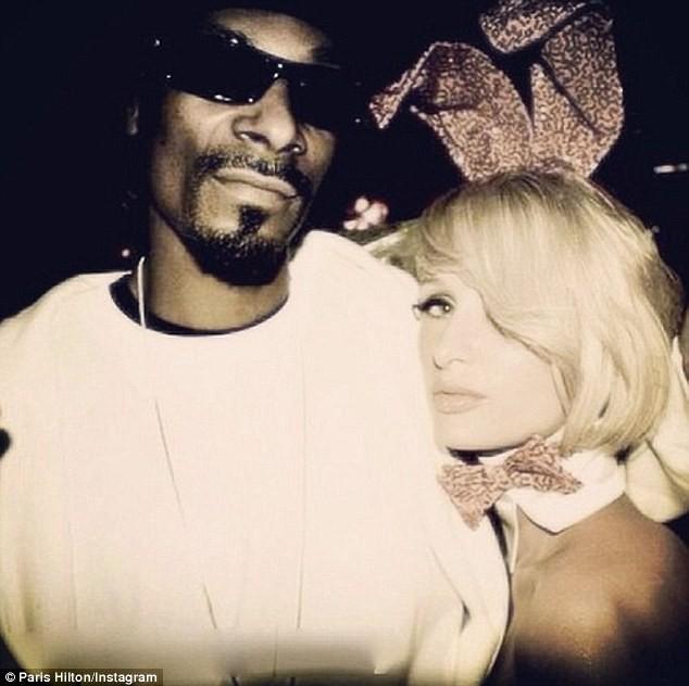 Paris a aussi fait craquer Snoop Dogg !