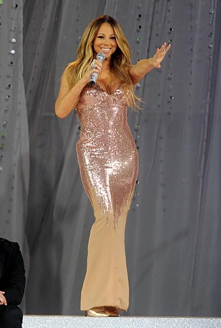Mariah Carey le 24 mai 2013 à New York