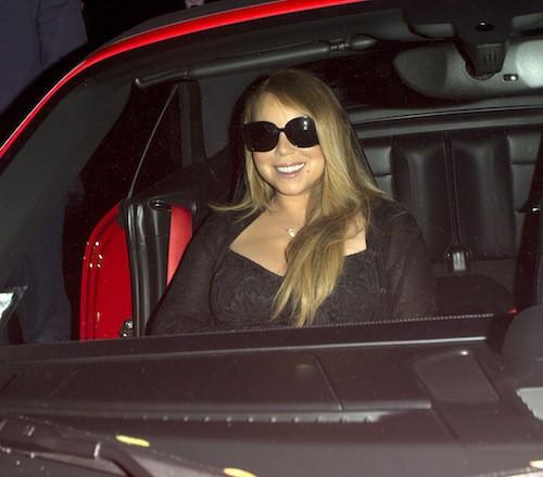 Photos : Mariah Carey ? Tout ce qu'elle veut pour Noël, c'est vous !