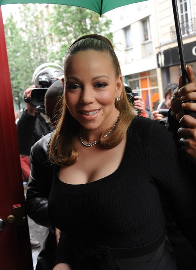 Mariah ne néglige pas ses fans !