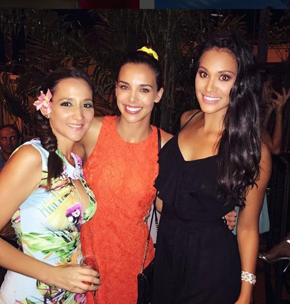 Photos : Marine Lorphelin aux urgences à Papeete, son chéri auprès d'elle !