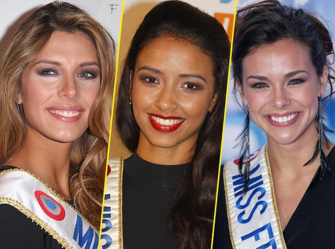 Marine Lorphelin, Flora Coquerel, Camille Cerf : quelle Miss France est la plus belle ?