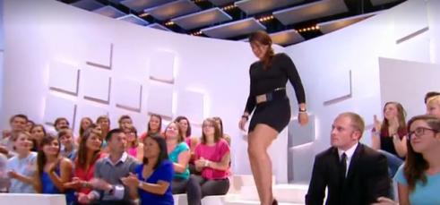 Marion Bartoli : séduisante en talons hauts et robe moulante !