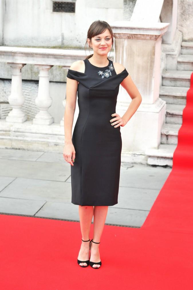 Photos : Marion Cotillard : l'élégance à la française sur un red carpet londonien !