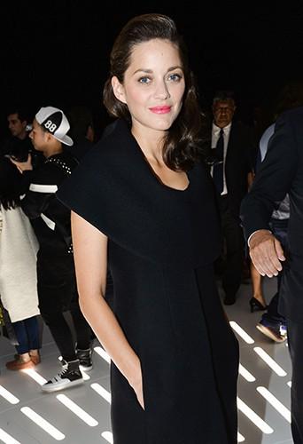 Marion Cotillard à Paris le 26 septembre 2014