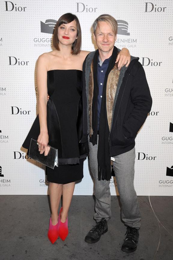 Marion Cotillard à New-York le 5 novembre 2014