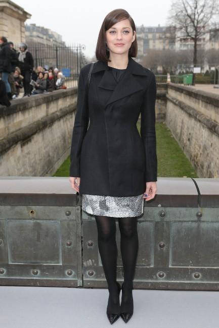 Marion Cotillard, Paris, 1er mars 2013.