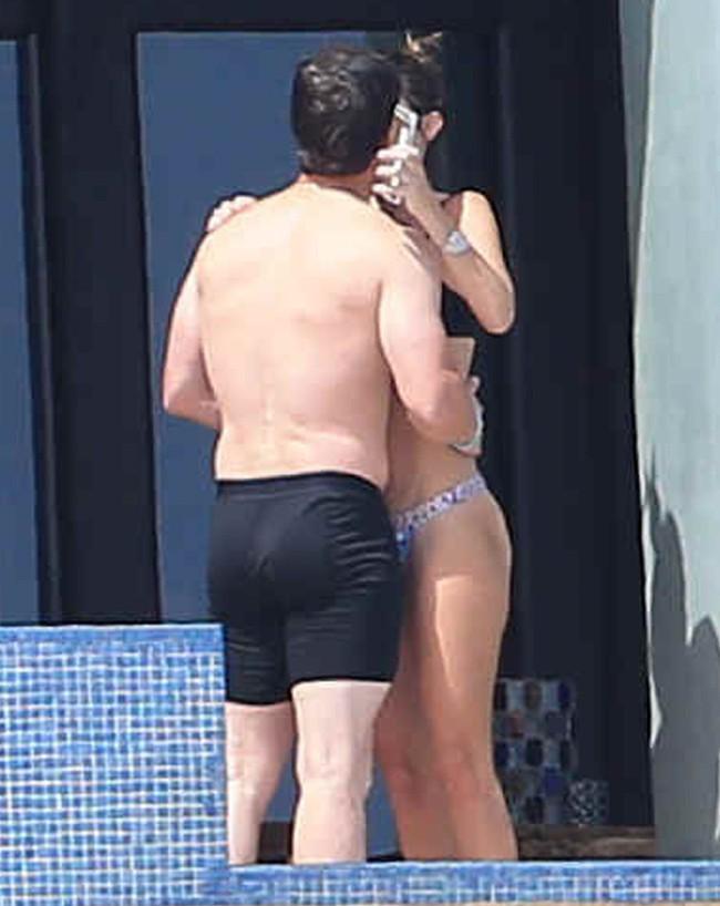 Mark Wahlberg à Cabo San Lucas le 17 mars 2015