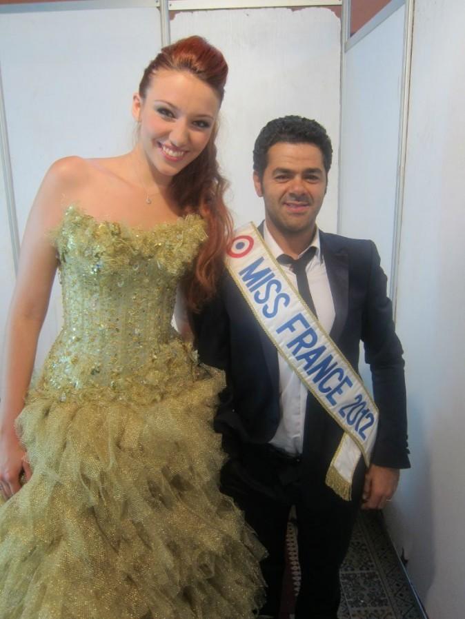 Miss France 2012 et Jamel