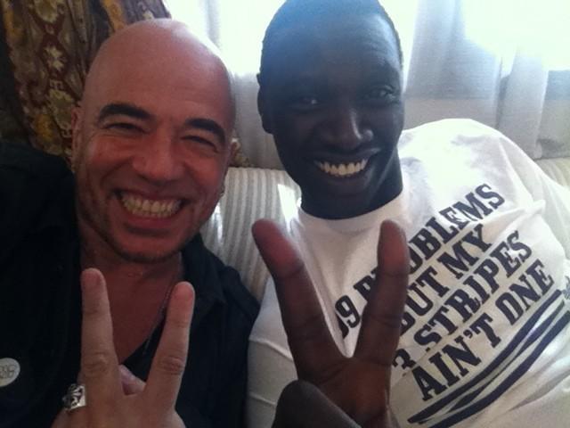 Pascal et Omar
