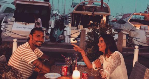 Photos : Martika Caringella et Julien Guirado : Couple stylé à Monaco !